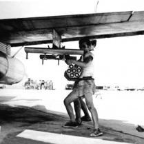 Arming a Turkish Jet