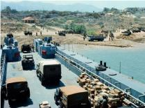 Supplies for the Turkish Troops