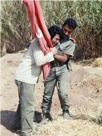 A Turkish Cypriot Breaks Into Tears Upon Arrival of Turkish Troops in Cyprus