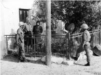 Turkish Soldiers Meeting Turkish Cypriots