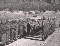Turkish Soldiers Praying