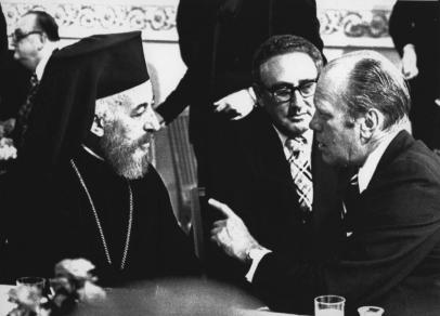 makarios kissinger
