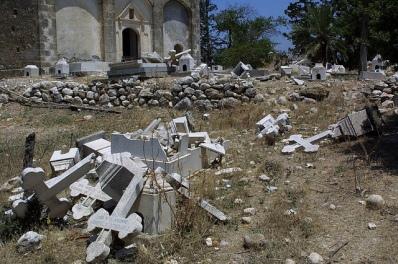Cemetary-Cyprus-