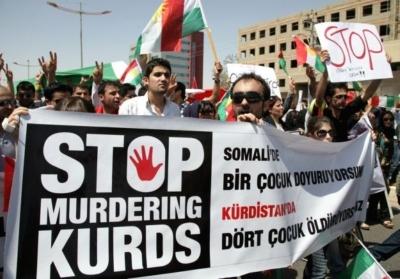 stop murdering kurds