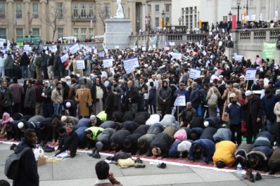 muslim london