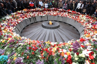 100th anniversary of the Armenian Genocide