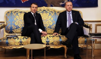 FRANCE-TURKEY-POLITICS-DIPLOMACY