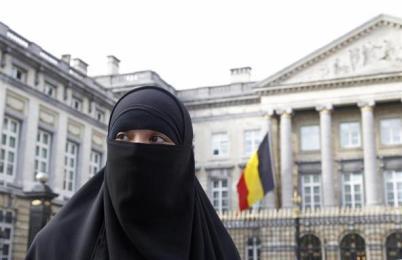 brussels-niqab